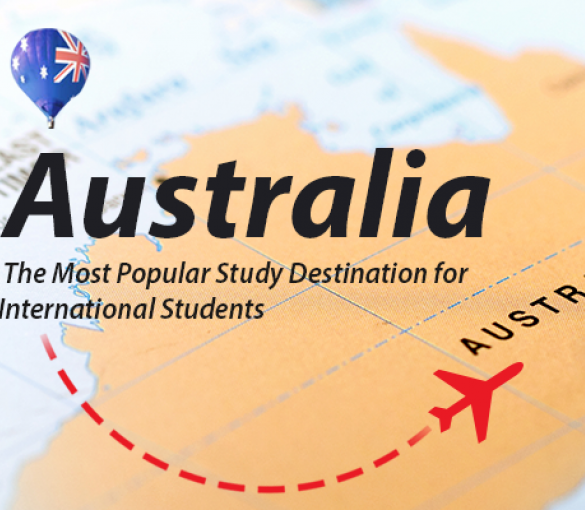 Study In Australia - IDP Austalia Education Fair